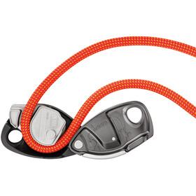 Petzl Grigri+ Belay Device, orange